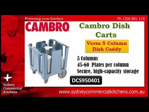 Cambro - Dish Carts