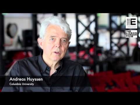Andreas Huyssen -- Interview