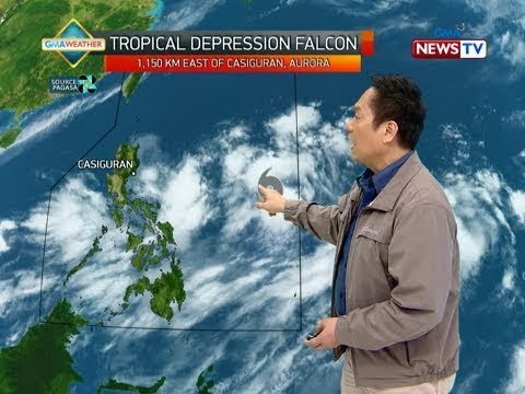 BT: Weather update as of 12:02 p.m. (July 15, 2019)