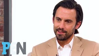 """NBC's """"This Is Us"""" and """"Gilmore Girls"""" star Milo Ventimiglia opens up about Jess Mariano's feelings for Rory Gilmore and the speculation that he could be the ..."""