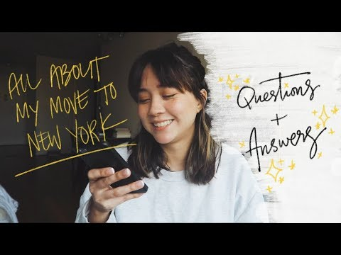 Q + A: Filipino in New York City (moving, preparations, feelings) | Camie Juan
