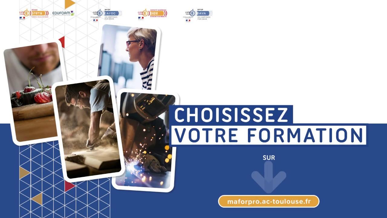 Formation Tapissier D Ameublement Toulouse maforpro —formations professionnelles de l'académie de toulouse
