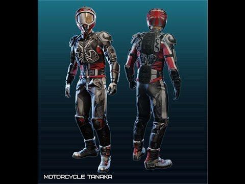 Killing Floor 2   Tanakau0027s Motorcycle And Helmet Skins