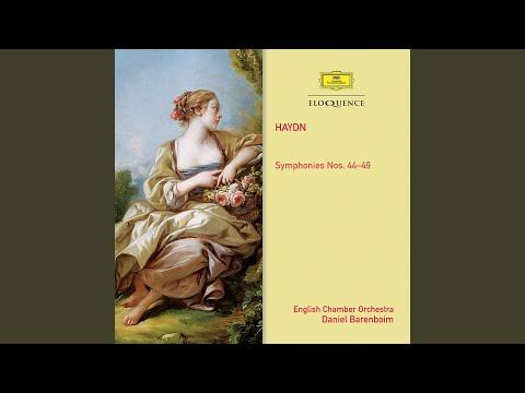 Haydn: Symphony in E minor, H.I No.44 -