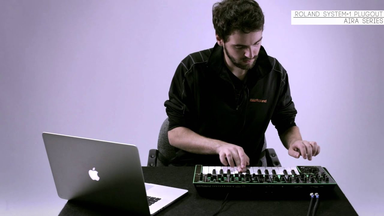 Roland Aira System 1 Plug Out Synthesizer Youtube