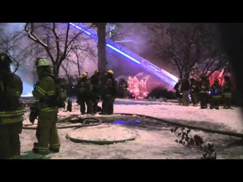 3010 Rose Creek Court Fire - Oakton VA Northern Virginia Fire Buffs - Rye Studios