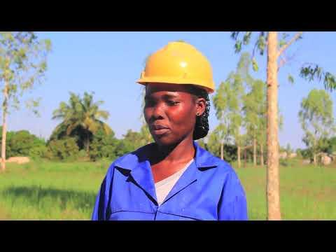 Histórias de Sucesso de Beneficiário do Projecto Joba no centro professional da young Africa
