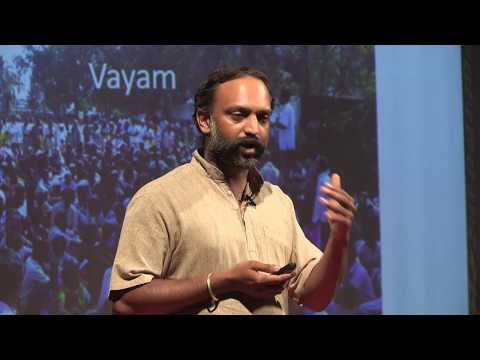 Watering the roots of democracy   Milind Thatte   TEDxSIESCASC
