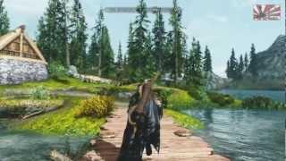 Skyrim: Beautiful Skyrim (modded PC version)