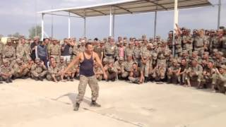 Армия казахстана прикол
