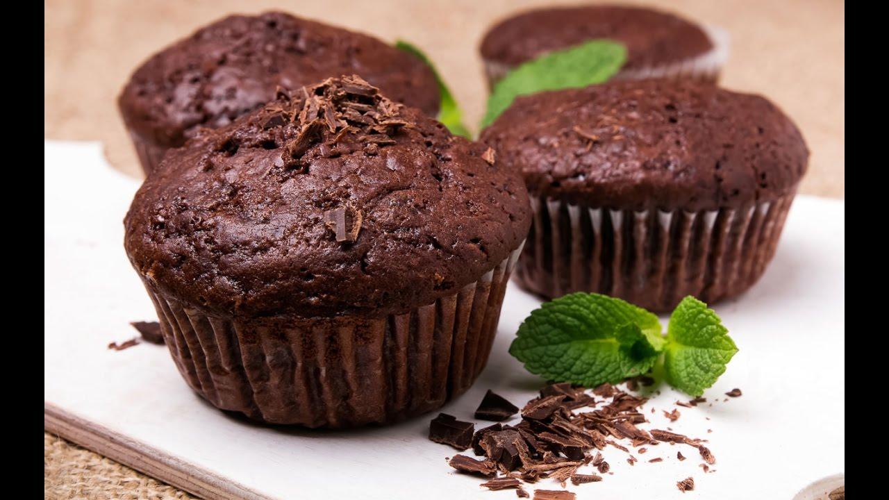 Nutella Chocolate Muffins: Món bánh dành cho tín đồ Chocolate.