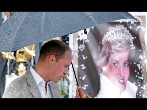 Prince William following in Princess Diana footsteps