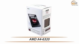 AMD A4-6320 - обзор APU