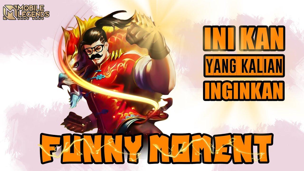 Funny Momment Mobile Legends #8