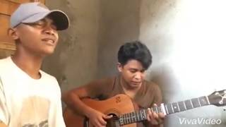 Stuck on you leonel ritchie Cover by Jhong Madaliday