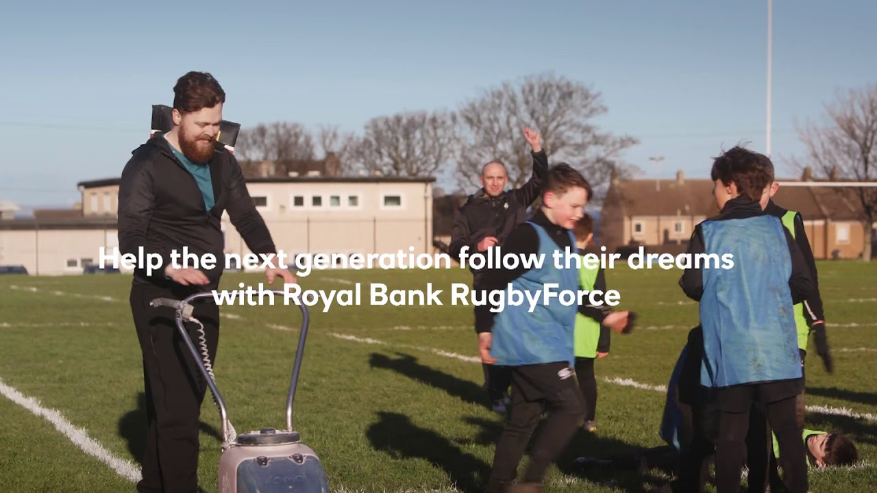 RBS Rugby Force Gardening