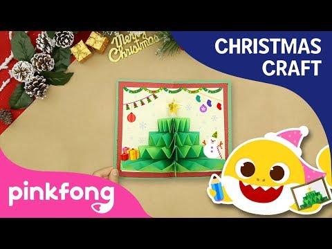 christmas-pop-up-card-|-christmas-carols-|-christmas-diy-|-pinkfong-songs-for-children