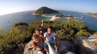 South East Asia 2014 GoPro Backpacking Trip