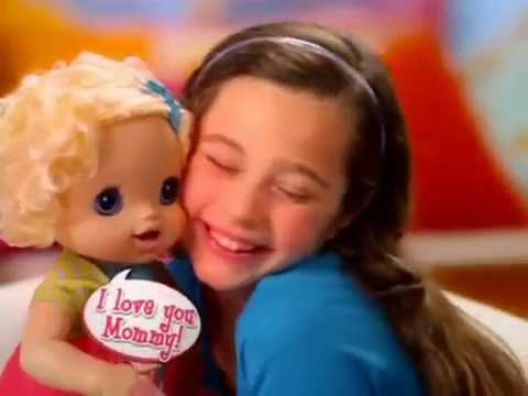 Baby Alive Doll Commercial 2011 Youtube