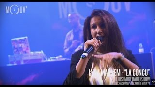 "LYNA MAHYEM : ""92i Veyron"" + ""Quand je dab"" + ""Tiens ça"" @ First Mike Radio Show Live #2"