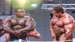 The Bodybuilder Who Made Dorian Yates Look Small