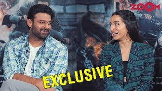 Shraddha Kapoor Prabhas on their film Saaho, hysterical fan following, their first meet and more