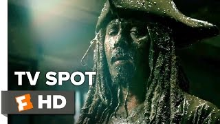 Pirates of the Caribbean: Dead Men Tell No Tales TV Spot - Coming (2017) | Movieclips Coming Soon