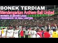 Bentuk Penghormatan Untuk Bali United di akhir laga Oleh Bonek dan Official Persebaya
