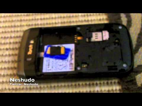 Reviviendo BlackBerry Torch HD