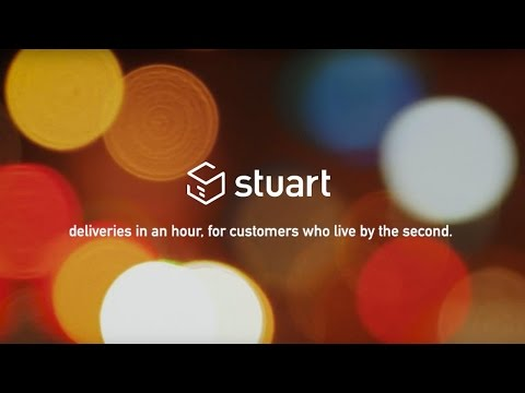 Stuart - Last mile delivery for your business