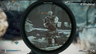 CoD Ghosts Search And Rescue Gamplay - CoD Ghosts Quickscoping w/ L115