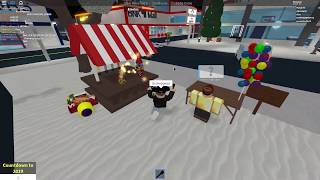 Roblox Blox Square New Years 2019 Countdown