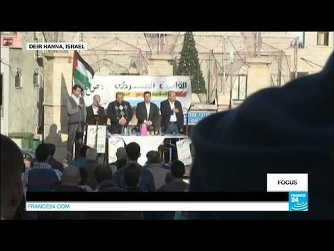Israeli Arabs Face Defining Moment In Elections