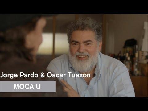 Jorge Pardo & Oscar Tuazon - MOCAU - MOCAtv