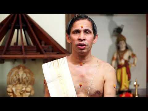 Punartham I September 2017 Onam Special I Kanippayyur Narayanan Namboodiripad