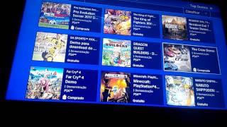 Baixar jogo grátis PS4
