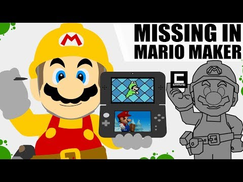 One Thing of each 2D Mario Game that would be Awesome in