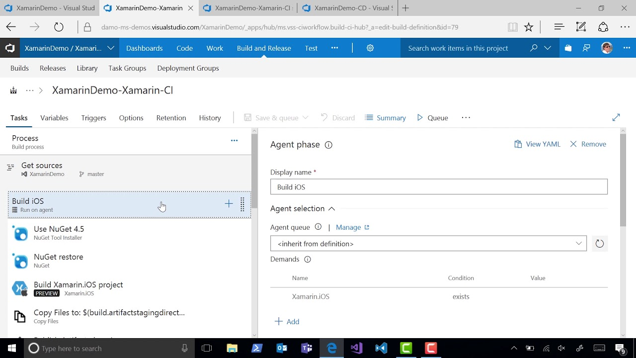 Microsoft-hosted agents for Azure Pipelines - Azure Pipelines