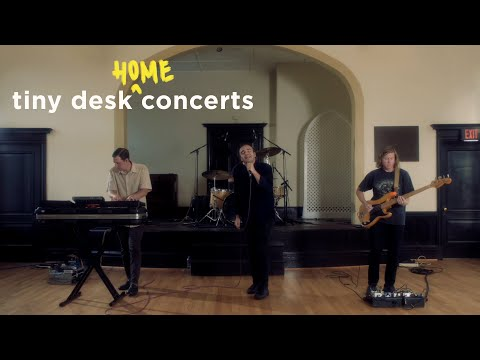 Watch Future Islands – Tiny Desk (Home) Concert Here