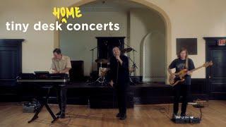 Future Islands: Tiny Desk (Home) Concert