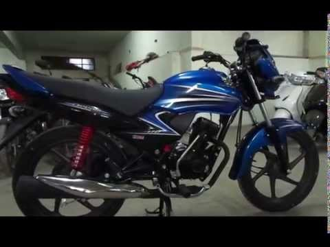 Bikes Dinos Honda Dream Yuga 2015 New Colours Body Graphics