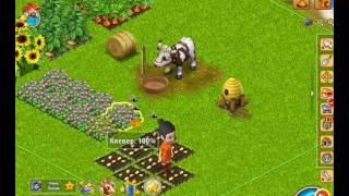 Игра Территория фермеров вконтакте