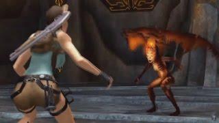 Tomb Raider Anniversary: Walkthrough ► Part 28 - FINAL - The Final Conflict [2/2] - Natla Boss!