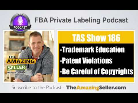 TAS 186:WHAT SELLERS NEED TO KNOW ABOUT PATENTS–TRADEMARKS & COPYRIGHTS WITH ATTORNEY TED LYMES