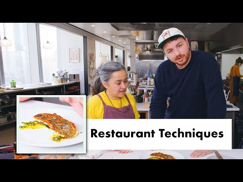 Pro Chefs Share Their Top Restaurant Kitchen Tips | Test Kitchen Talks | Bon Appétit