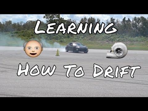 My Old Man Learns How To Drift! | Turbo Subaru BRZ