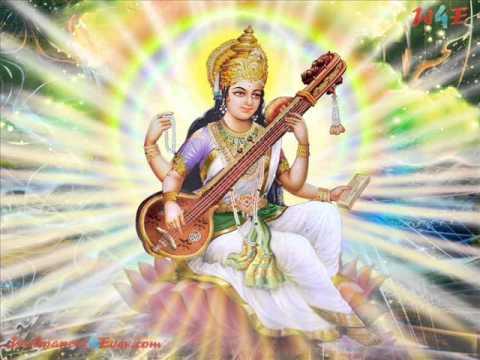 Maa Saraswati 3d Wallpaper 2013 Maa Saraswati Prayers Saraswati Vandana सरस्वती वन्दना