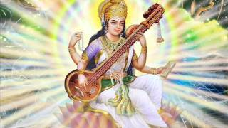 Saraswati Vandana - Maa Saraswati Shaarde with Lyrics