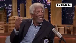 Morgan Freeman funny moments
