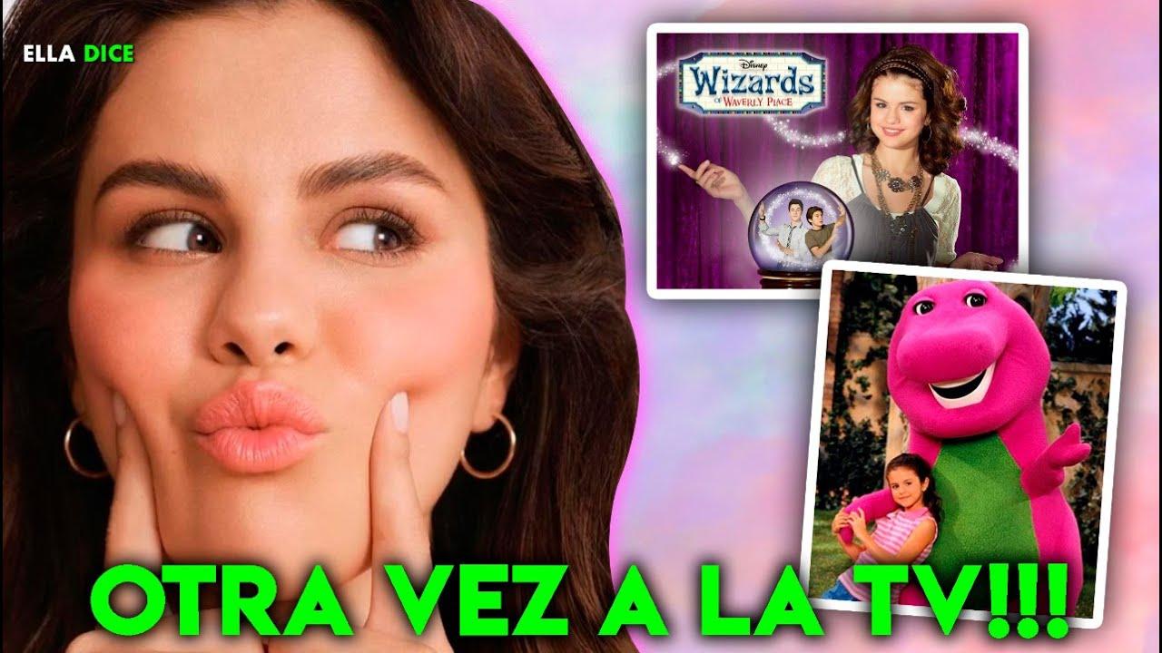 SELENA GOMEZ Enloquece A Sus Fans Tras El Anunció De Su Regresó A La TV Actuando En Nueva SERIE!